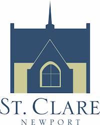 Saint-Clare-Newport_logo